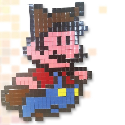Cyberkids - Pixel Art