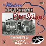 Modern downhome blues sessions, vol. 2