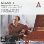 """Concertos pour piano n°9 """"Jeunehomme"""" et n°17"""