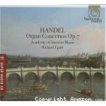 Concertos pour orgue, op. 7