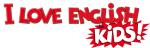 I love english for kids !