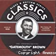 "The Chronological ""Gatemouth"" Brown"