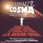 Vladimir Cosma dirige l'orchestre national de Lyon dans ses plus grandes musiques de films
