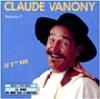 Claude Vanony, vol. 1