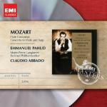 Concertos pour flûte et harpe