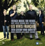French music for winds
