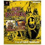 Age of empires - Edition gold